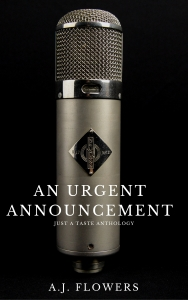 an urgent announcement