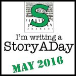 Story a Day Website Badge