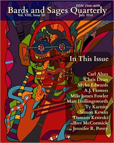 Bards and Sages Quarterly July Issue