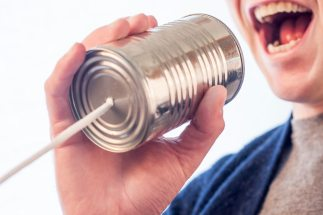 avoiding stilted dialogue